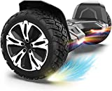 Gyroor Warrior 8.5 inch All Terrain Off Road Hoverboard...