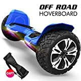 Gyroshoes Hoverboard - Warrior 8.5 inch Off Road All...