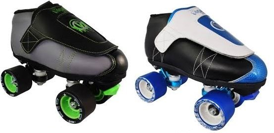 VNLA Tuxed Skates in Different Colours