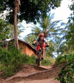 How to Get over Fear of Downhill Mountain Biking