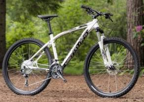 a mountain bike for off-roading